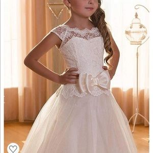 Flower Girl/Communion Dress Size 12/14
